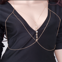 Load image into Gallery viewer, MADARI FASHIONS - Bohemian Body Chain