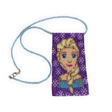 Load image into Gallery viewer, MADARI FASHIONS - Custom Hand Beaded Elsa Necklace