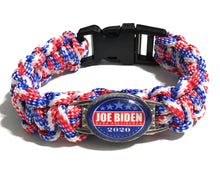 Load image into Gallery viewer, MADARI FASHIONS - Biden 2020 Paracord Bracelets