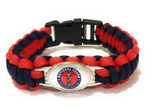Load image into Gallery viewer, MADARI FASHIONS - National Guard Paracord bracelets