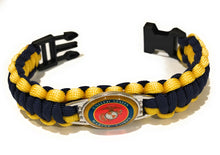 Load image into Gallery viewer, MADARI FASHIONS - Marine Corps 1 Paracord bracelets