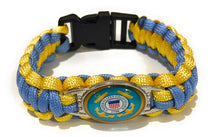 Load image into Gallery viewer, MADARI FASHIONS - Coast Guard 1 Paracord bracelets