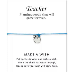 MADARI FASHIONS - Teacher Appreciation Bracelet