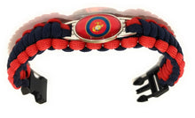 Load image into Gallery viewer, MADARI FASHIONS - Marine Corps Style #2 Paracord Bracelet