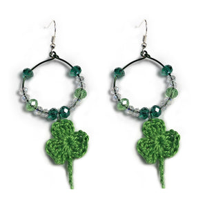 MADARI FASHIONS - Clover Earrings