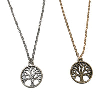 Load image into Gallery viewer, MADARI FASHIONS - Tree of Life Necklace