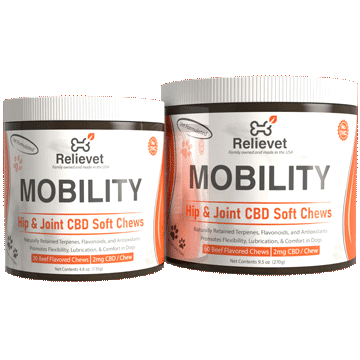Mobility Hip and Joint Chews For Dogs