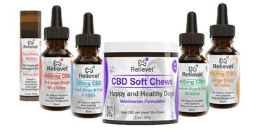 cbd for pets collection