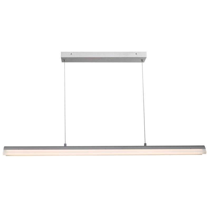 Abra Lighting Two Bar up down pendant 10001PN-MB