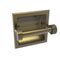 Allied Brass Continental Collection Recessed Toilet Tissue Holder with Dotted Accents 2024-CD-ABR