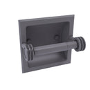 Allied Brass Continental Collection Recessed Toilet Tissue Holder with Dotted Accents 2024-CD-GYM