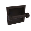 Allied Brass Continental Collection Recessed Toilet Tissue Holder with Dotted Accents 2024-CD-ORB
