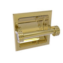 Allied Brass Continental Collection Recessed Toilet Tissue Holder with Dotted Accents 2024-CD-UNL