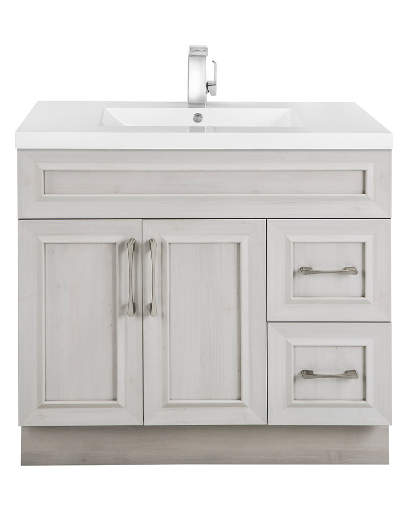 "Cutler Classic Collection 36"" Bathroom Vanity - Meadows Cove"