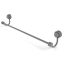Allied Brass Venus Collection 36 Inch Towel Bar with Groovy Accent 421G-36-GYM