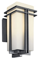 "Tremillo 17.25"" 1 Light Wall Light Black 49202BK"