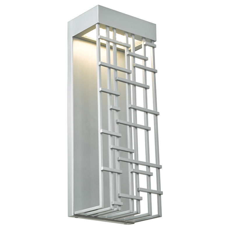 Abra Lighting Outdoor wall sconce 50061ODW-SL