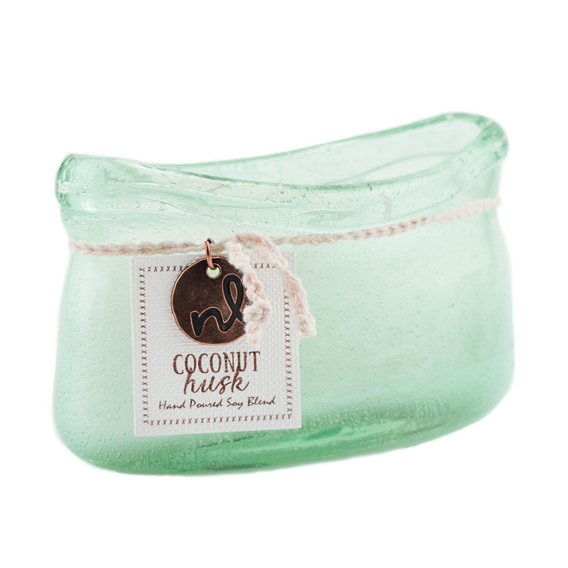 Northern Lights Candles Windward - 14 oz - Coconut Husk