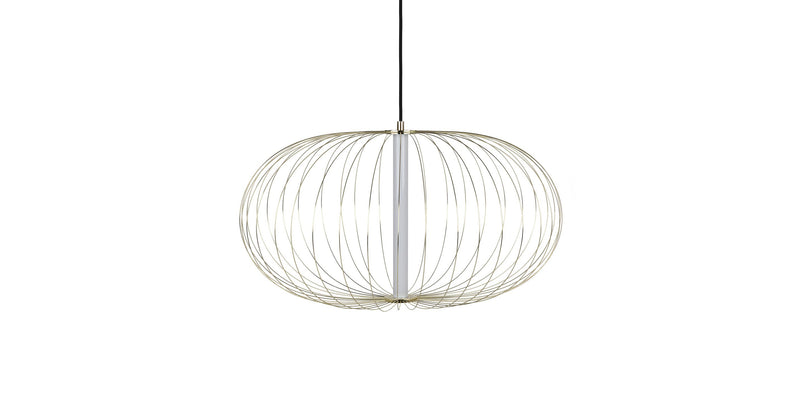 Avenue Lighting Delano Hanging Chandelier  HF8212-GL