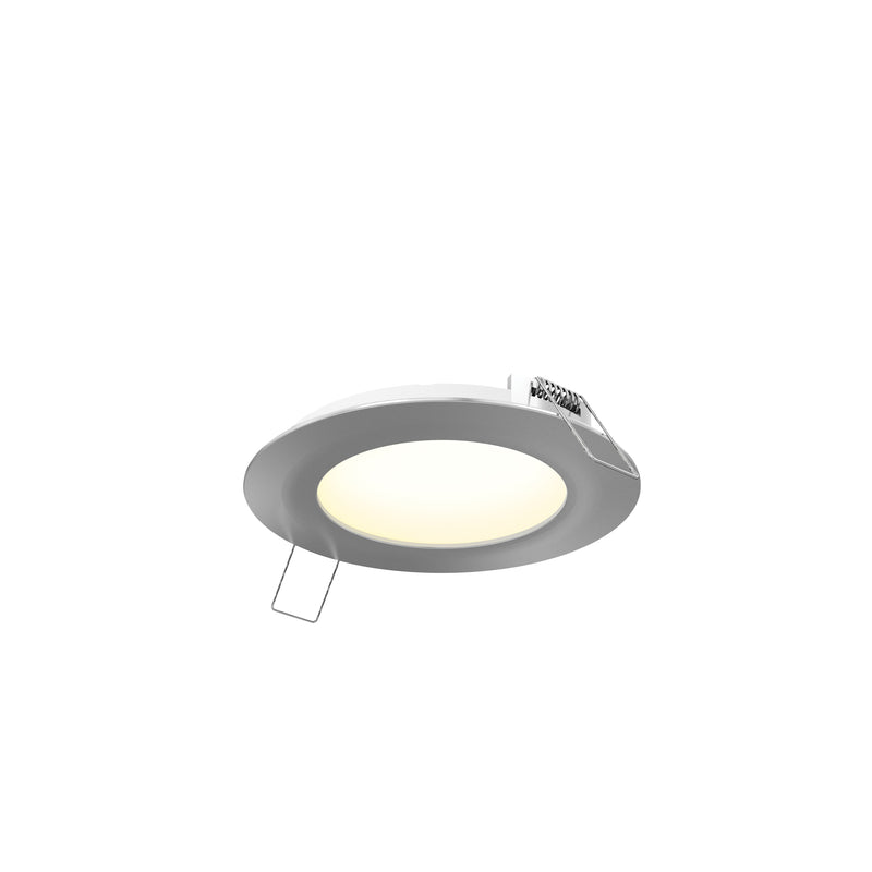 "Dals Lighting 3"" LED Round PRO Panel Light 6W 3000k 400 LM SN 7003-SN"