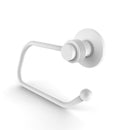 Allied Brass Mercury Collection Euro Style Toilet Tissue Holder with Groovy Accents 924EG-WHM