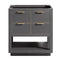 Avanity Allie 30 inch Vanity Only ALLIE-V30-TGG
