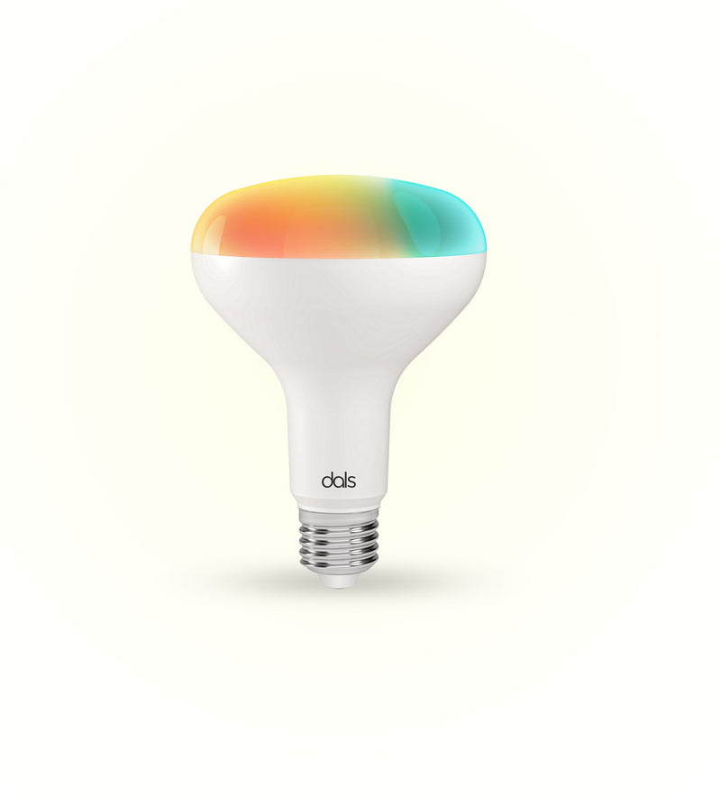 Dals Lighting Smart Bulb Br30 RGB and White Tunable BLB-BR30-RGBW
