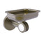 Allied Brass Clearview Collection Wall Mounted Soap Dish Holder with Dotted Accents CV-32D-ABR