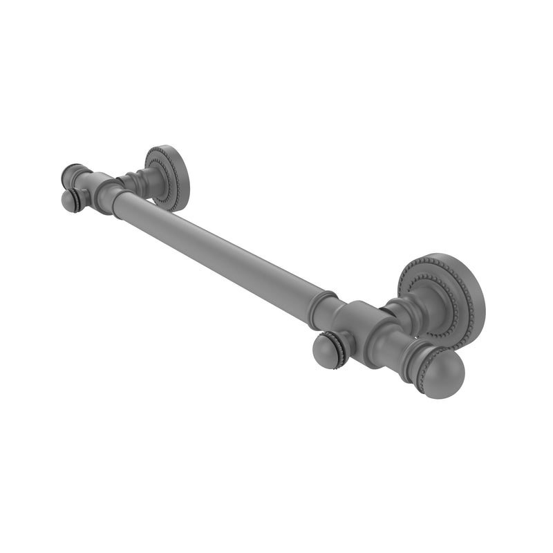 Allied Brass 24 inch Grab Bar Smooth DT-GRS-24-GYM