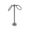 Allied Brass Vanity Top 2 Ring Guest Towel Holder GL-53-GYM