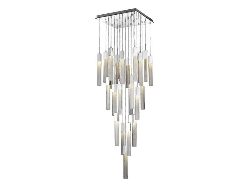 Avenue Lighting Boa Collection Pendant Polished Chrome HF1904-25-BOA-CH