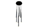 Avenue Lighting Highland Avenue  Pendant Black  HF2107-BLK