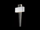 Avenue Lighting Glacier Avenue Collection  Wall Sconce Polished Nickel HF3006-PN