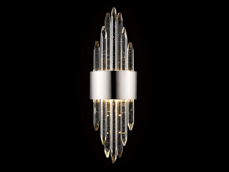 Avenue Lighting Aspen Collection Wall Sconce Polished Nickel HF3017-PN