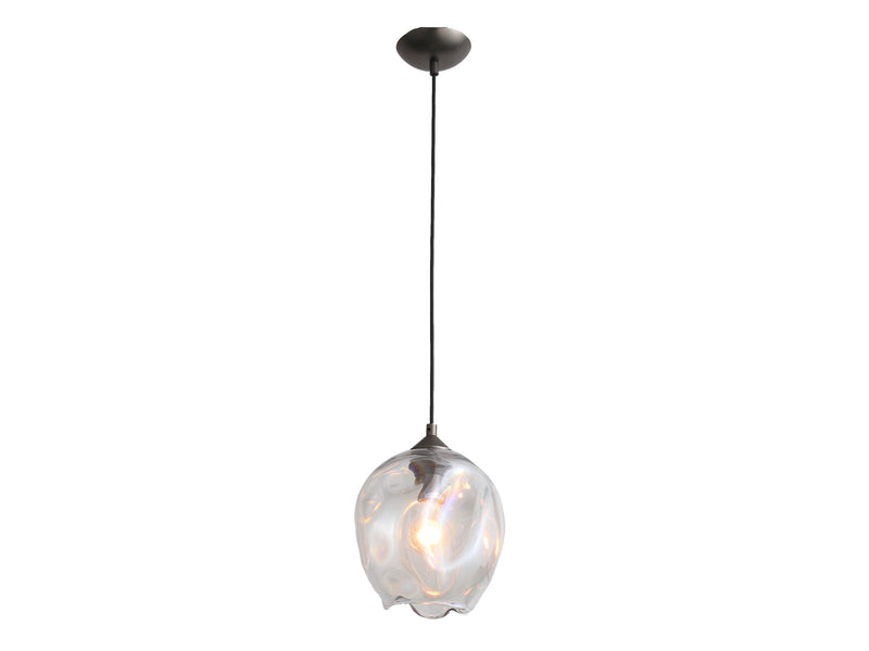Avenue Lighting Sonoma Ave. Collection Pendant Dark Bronze HF8141-DBZ-CL