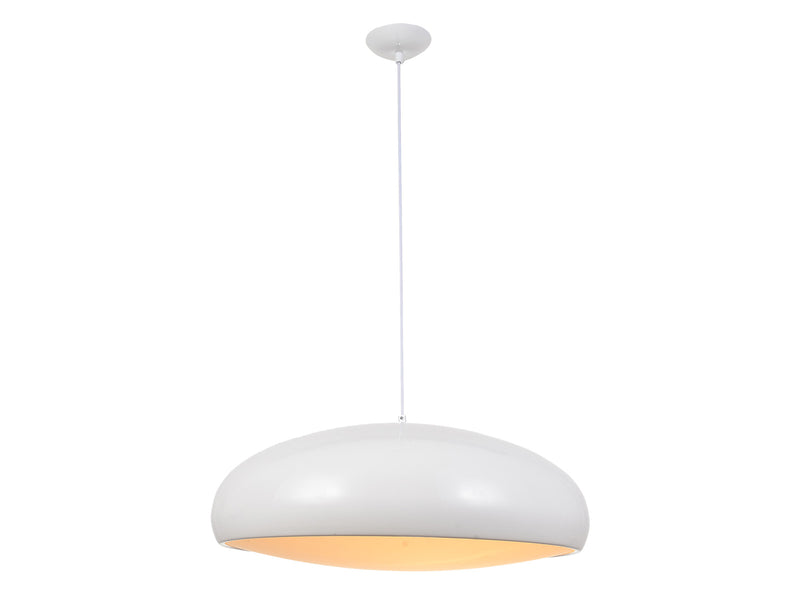 Avenue Lighting Doheny Ave. Collection Pendant White  HF9116-WT