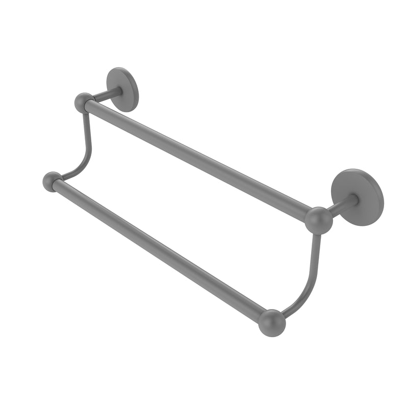 Allied Brass Prestige Skyline Collection 18 Inch Double Towel Bar P1072-18-GYM