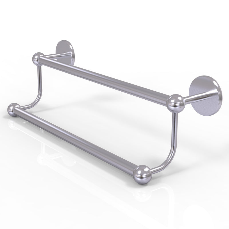 Allied Brass Prestige Skyline Collection 18 Inch Double Towel Bar P1072-18-SCH