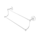 Allied Brass Prestige Skyline Collection 18 Inch Double Towel Bar P1072-18-WHM