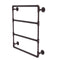 Allied Brass Pipeline Collection 24 Inch Wall Mounted Ladder Towel Bar P-280-24-LTB-ABZ