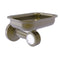 Allied Brass Pacific Beach Collection Wall Mounted Soap Dish Holder with Groovy Accents PB-32G-ABR