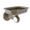 Allied Brass Pacific Beach Collection Wall Mounted Soap Dish Holder with Twisted Accents PB-32T-ABR