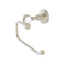 Allied Brass Pacific Grove Collection European Style Toilet Tissue Holder with Twisted Accents PG-24ET-PNI