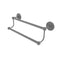 Allied Brass Prestige Que New Collection 18 Inch Double Towel Bar PQN-72-18-GYM