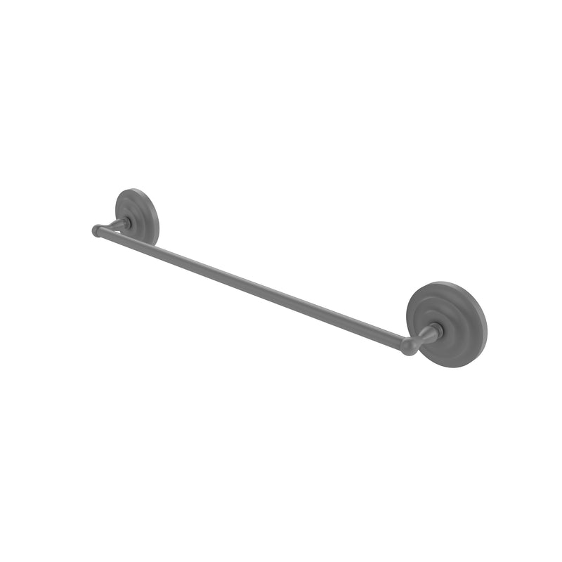 Allied Brass Que New Collection 36 Inch Towel Bar QN-31-36-GYM