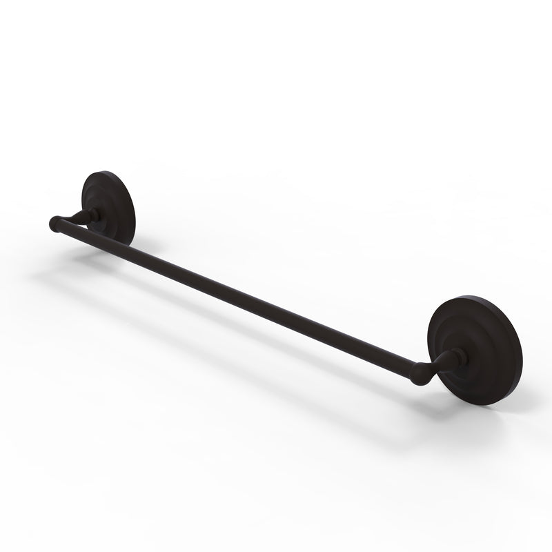 Allied Brass Que New Collection 36 Inch Towel Bar QN-31-36-ORB