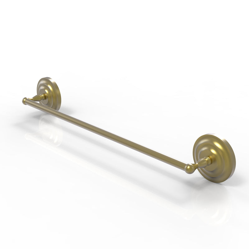 Allied Brass Que New Collection 36 Inch Towel Bar QN-31-36-SBR