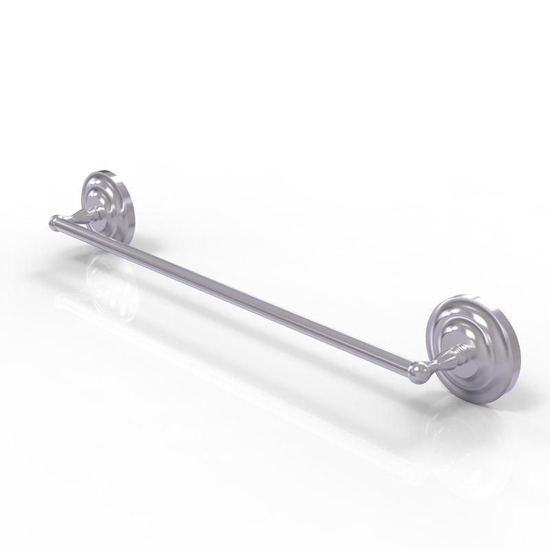 Allied Brass Que New Collection 36 Inch Towel Bar QN-31-36-SCH