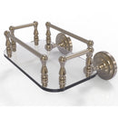 Allied Brass Que New Collection Wall Mounted Glass Guest Towel Tray QN-GT-6-PEW