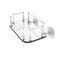 Allied Brass Que New Collection Wall Mounted Glass Guest Towel Tray QN-GT-6-WHM